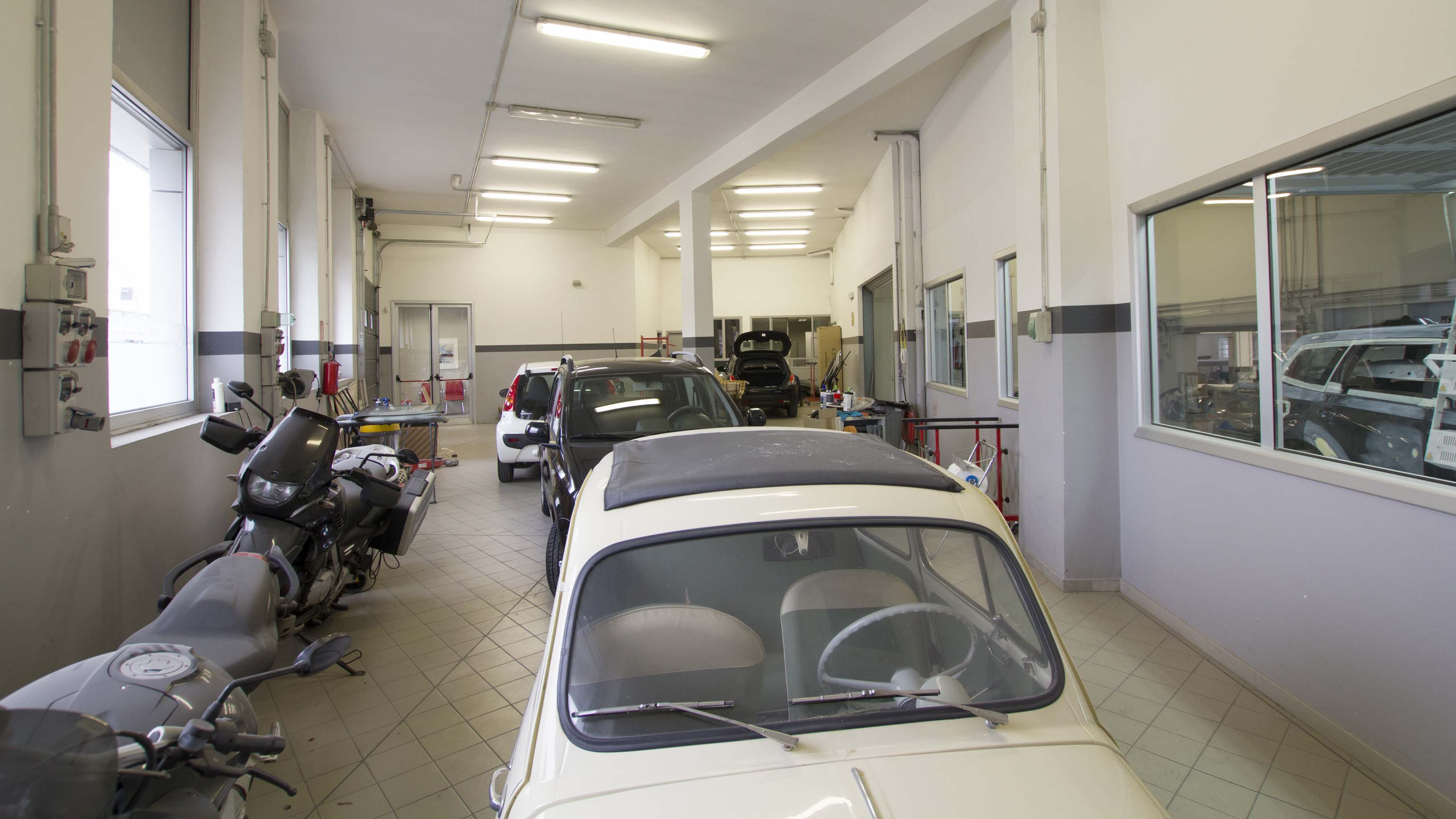carrozzeria crash point moncalieri